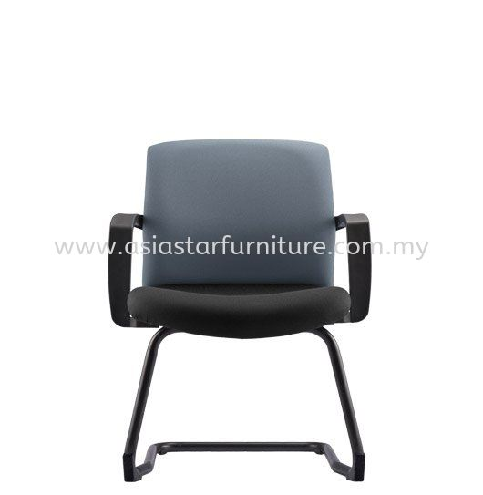 FITS EXECUTIVE VISITOR CHAIR WITH EPOXY BLACK CANTILEVER BASE AFT 5713F