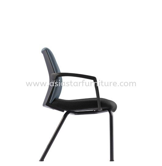 FITS EXECUTIVE VISITOR CHAIR WITH 4 LEGGED METAL BASE AFT 714F