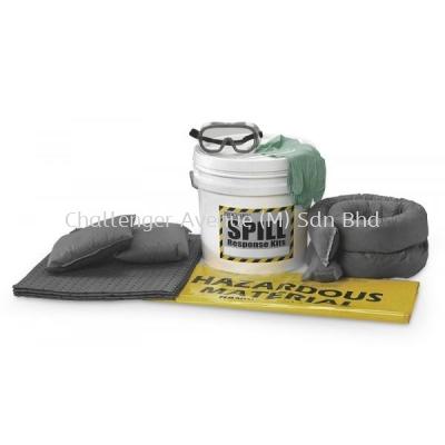 Universal Spill Kit - 18 Liter (Pail)