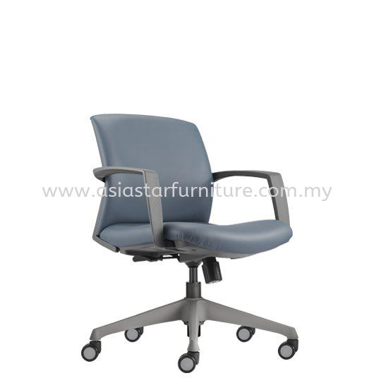FITS EXECUTIVE LOW BACK CHAIR WITH ROCKET NYLON GREY AFTL7112