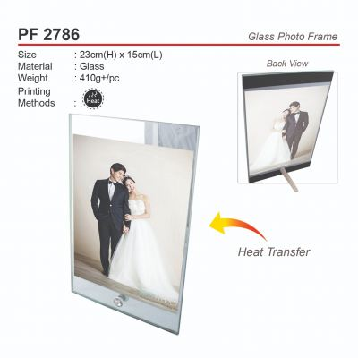 Glass Photo Frame (PF 2786)