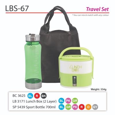 Travel Set (LBS 67)