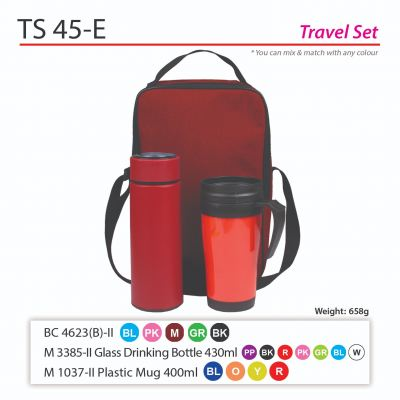 Travel Set (TS 45-E)