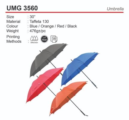 """30"""" Auto Umbrella (UM 3560)"""