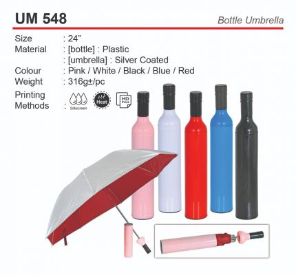 "24"" Bottle Umbrella (UM 548)"