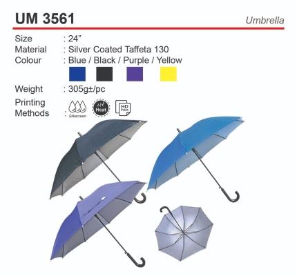"""24"""" Auto Umbrella (UM 3561)"""