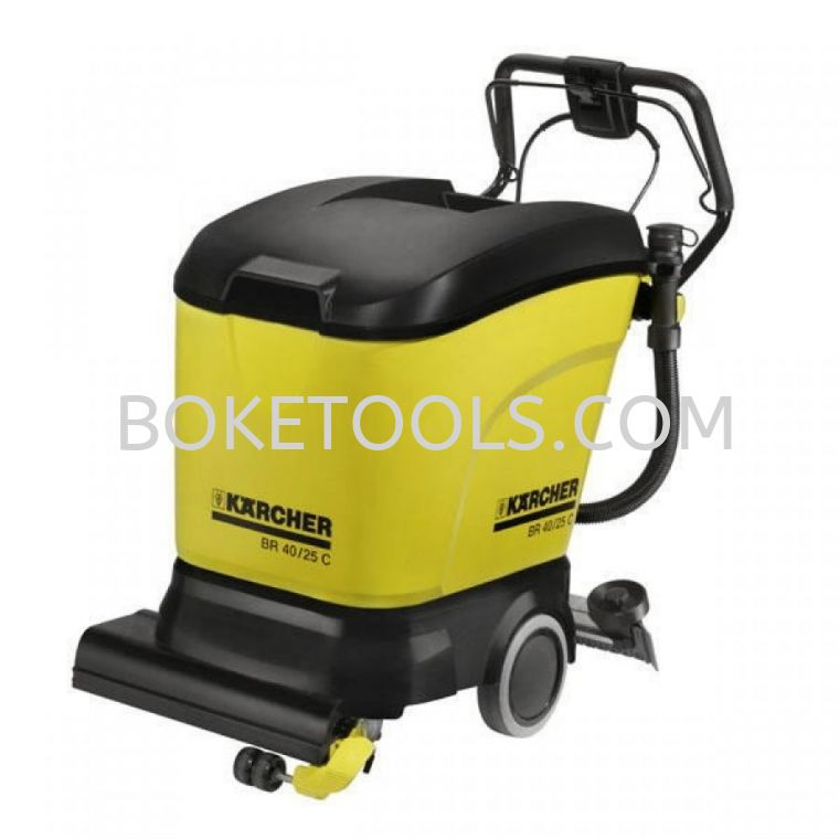 FLOOR SCRUBBER BR 40/25 C ELECTRIC AUTOMATIC FLOOR SCRUBBER RENTAL