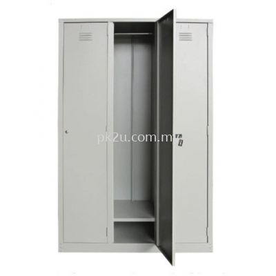 3 Compartment Steel Locker (G1-SL-7-15)