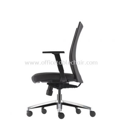 MESH ll EXECUTIVE MEDIUM BACK CHAIR WITH ALUMINIUM DIE-CAST BASE MH-2L