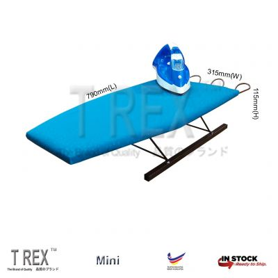 3V Mini High Quality Ironing Board (Random Colour)