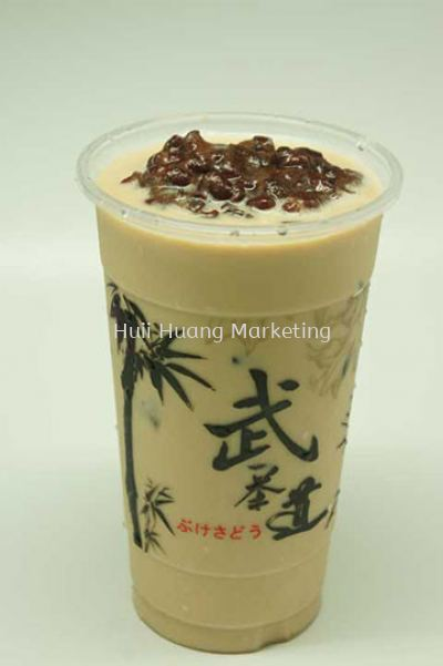 Red Bean Roasted Tea / Milk Tea (�춹���� / �̲�)