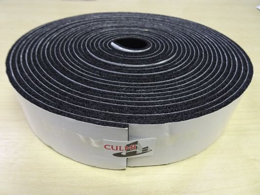 "CULMI INSULATION NBR FOAM TAPE 3MM [1/8""] (TK) X 48MM [2""] (W) X 9.15M [30FT] (L) (FR Grade)"