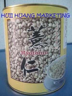 Barley (Myotonin) 薏仁
