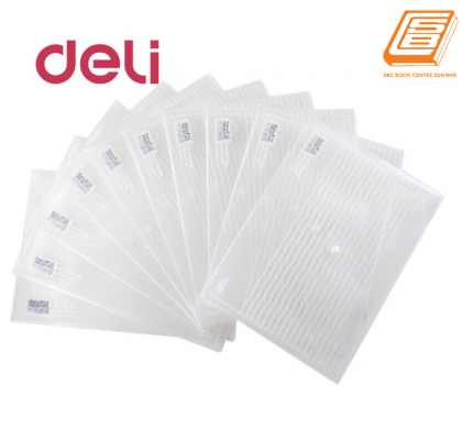 Deli - Clear Bag - (5502)