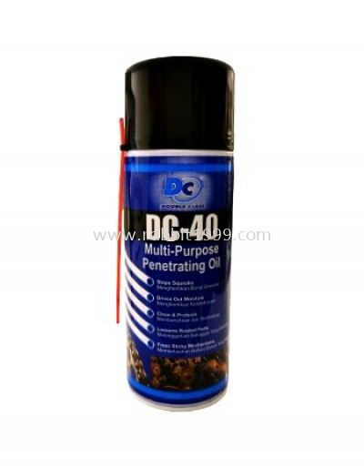 DC40 MULTI-PURPOSE PENETRATING OIL