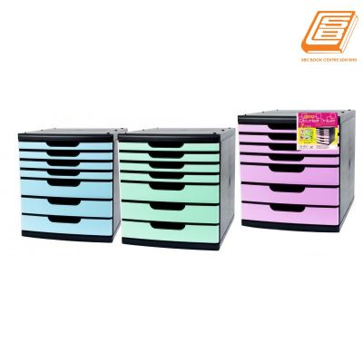 Niso Document Drawer 7 Tier - (8844)