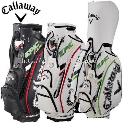 Callaway 9.5 type caddie bag tour 19 JM epic flash