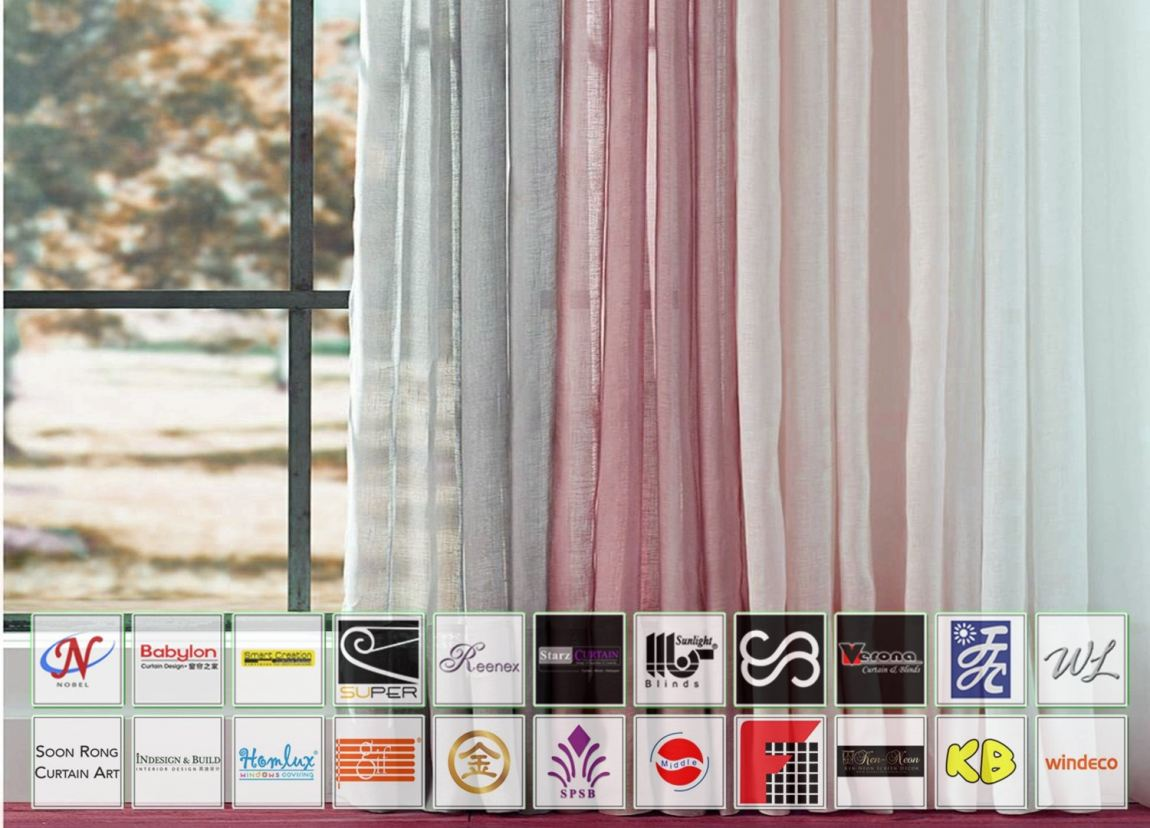 Recommend 20 trusted curtain shops in Johor Bahru Johor Bahru . Johor Curtain Merchant Lists