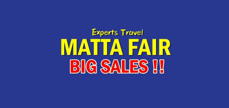 海外假期 MATTA FAIR BIG SALE !!!