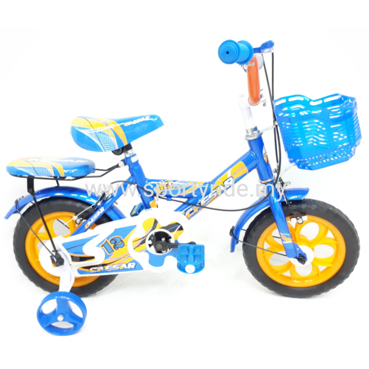 "12"" PVC Bike Caesar 12 inch Kid Bike Kid Bike"