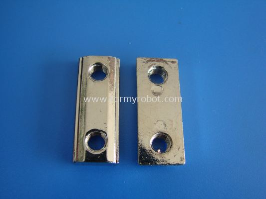 Aluminium Profile Long Slide Block (M5). MYZ-MX006