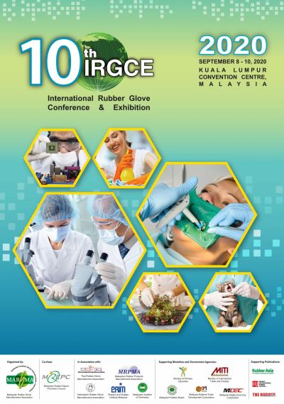 10th International Rubber Glove Conference and Exhibition 2020