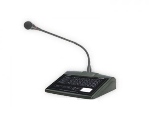 Amperes PD1240 24 Ch Digital Desktop Paging Microphone with Touch Sensor