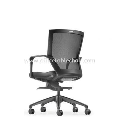 MAXIM LOW BACK MESH CHAIR WITH ROCKET NYLON BASE AMX8112L-20A69