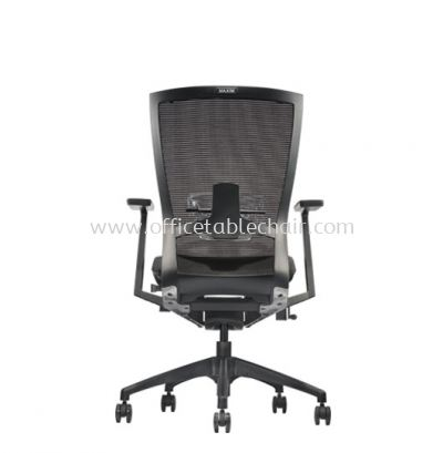 MAXIM MEDIUM BACK MESH CHAIR WITH NYLON BASE AMX8111N-20A68