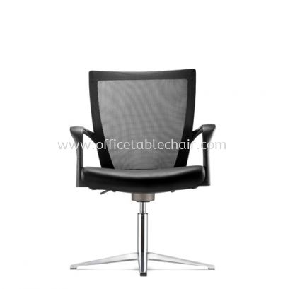 MAXIM VISITOR MESH CHAIR WITH ALUMINIUM BASE AMX8113L-90CA69