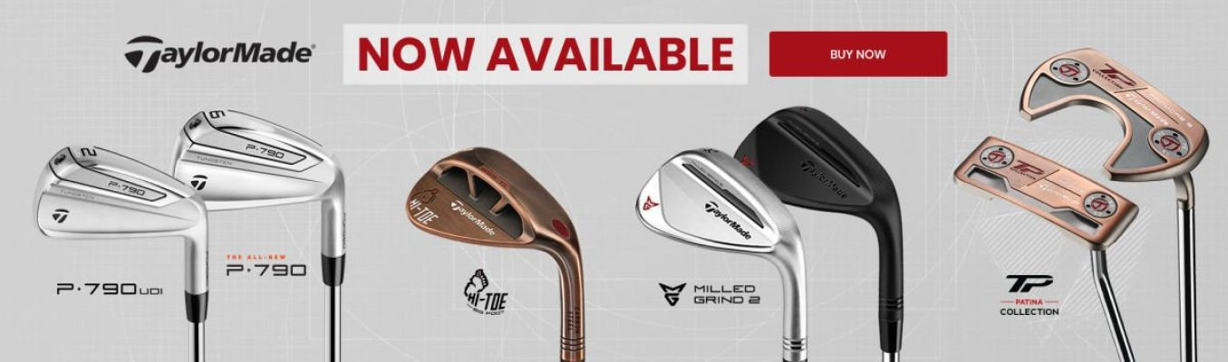 TaylorMade P Series Golf Equipments
