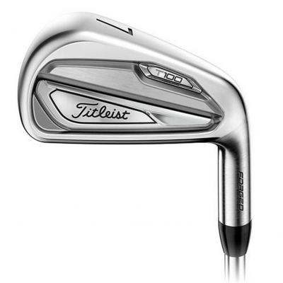 Titleist T200 Individual Iron No 7 Nippon NS Pro 880 AMC Chrome Steel available in Regular