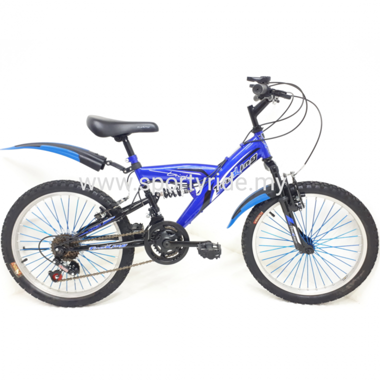"20"" MTB Full Sus 12s Treking 20 inch Kid Bike Kid Bike"