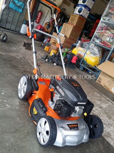"DAEWOO DLM4600SP 18"" Gasoline Lawn Mower 139CC (Self propelled )"