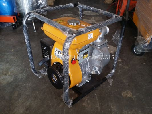 """ROBIN 5HP EY20 Engine with 2"""" Self Priming Pump"""