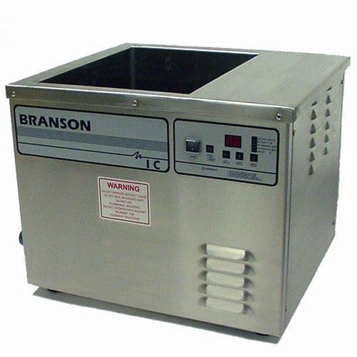 Branson Ultrasonics Cleaning Systems Model IC Series