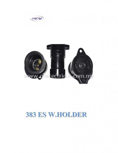 SFH 383 E27 Wedge Holder
