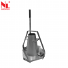 Portable Slump Cone Apparatus - NL 4013 X / 003 Concrete Testing Equipments