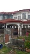(R0486) Double Storey Terrace House for Rent Bandar Puteri KLANG
