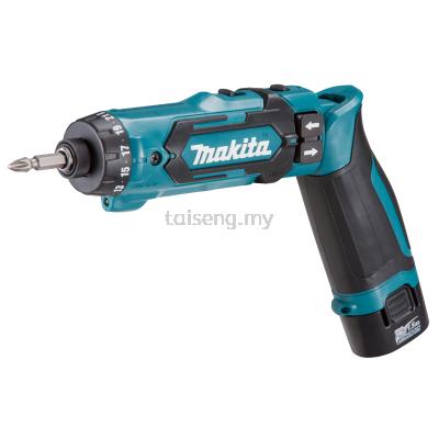 Makita DF012DSE 7.2V Cordless Driver Drill