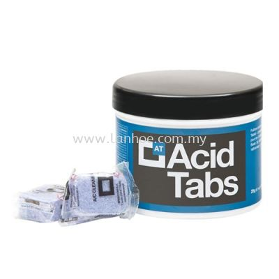 Acid Tabs Cleaner for Condensers in Tablet (18pcs/Jar)* Free Sample Available
