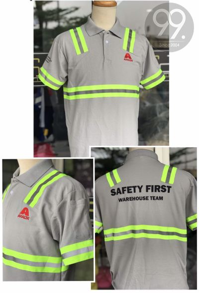 Safety Polo T-Shirt
