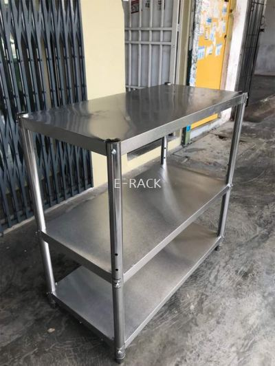 BOLTLESS STOREGE SYSTEM - STAINLESS STEEL