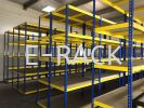 BOLTLESS STOREGE SYSTEM -  BOLTLESS RACKING SYSTEMS Boltless Racking Systems