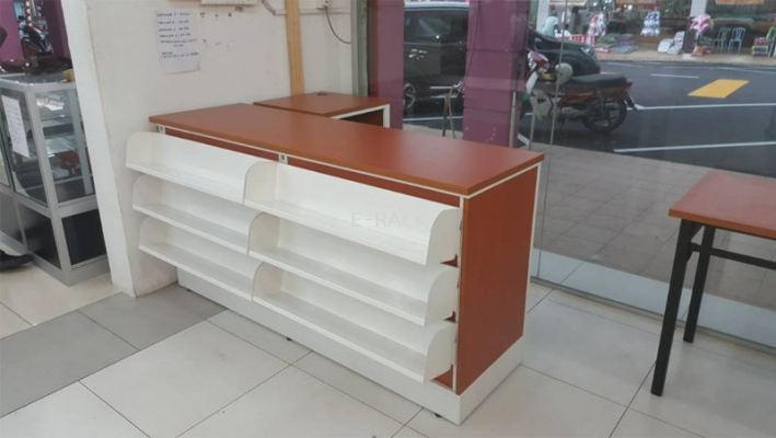 OPPA DISPLAY SYSTEM - CASHIER COUNTER