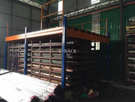 SUPER BLOCK - MEZZANINE FLOOR