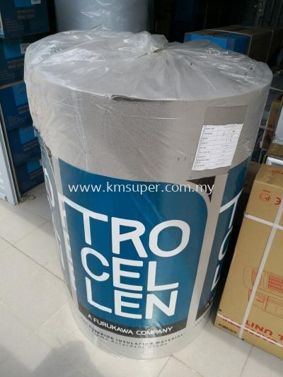 TROCELLEN POLYETHYLENE FOAM INSULATION - PE FOAM