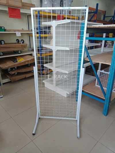 NETTING FRAME CW STAND