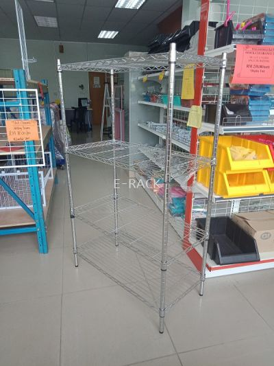 ACCESSORIES-HOME APPLIANCE-CHROME RACK 3