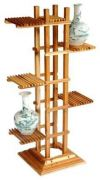 Oriental Shelf Display Shelve